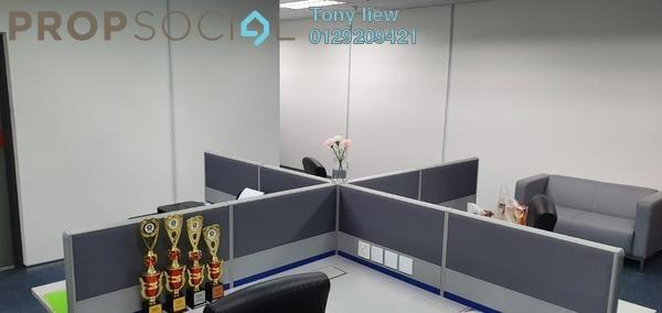 Office For Rent in Menara SuezCap, Kuala Lumpur Freehold Semi Furnished 0R/0B 4k