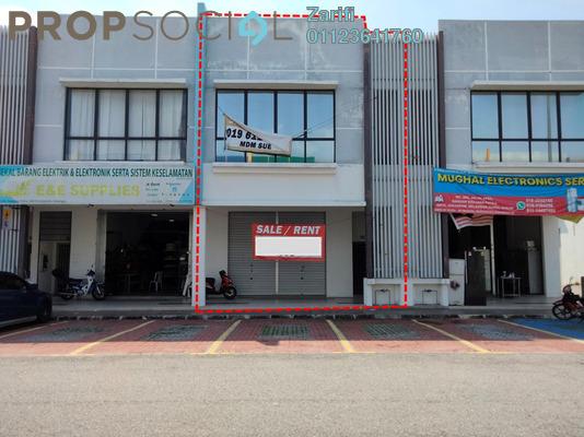 Shop For Rent in BSP Village @ One BSP, Bandar Saujana Putra Freehold Unfurnished 0R/2B 1.6k