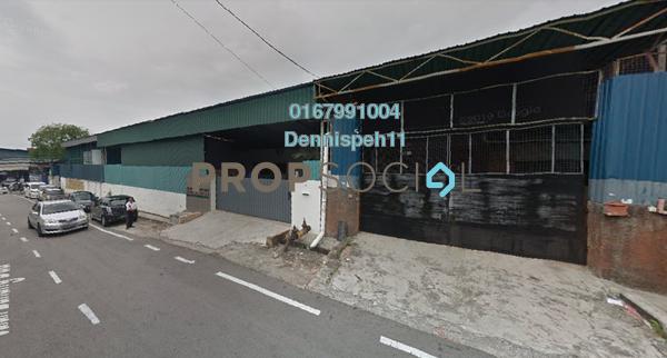 Factory For Rent in Taman Johor, Johor Bahru Freehold Unfurnished 0R/0B 5k
