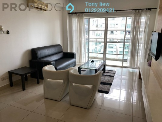 Condominium For Rent in Hartamas Regency 2, Dutamas Freehold Fully Furnished 3R/3B 3k