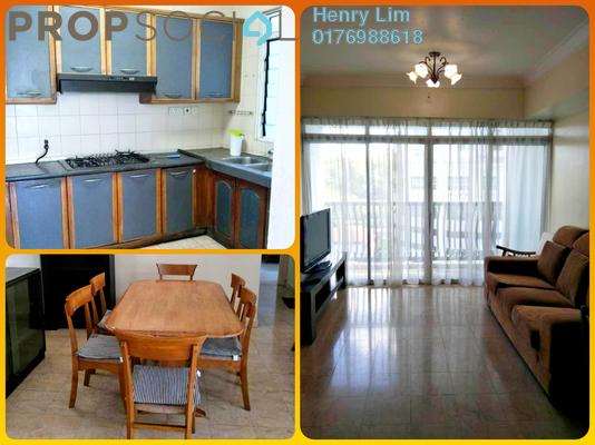 Condominium For Rent in Villa Scott, Brickfields Freehold Fully Furnished 3R/2B 2.4k