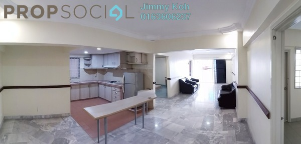 Condominium For Sale in Vantage Point, Desa Petaling Freehold Semi Furnished 3R/2B 230k