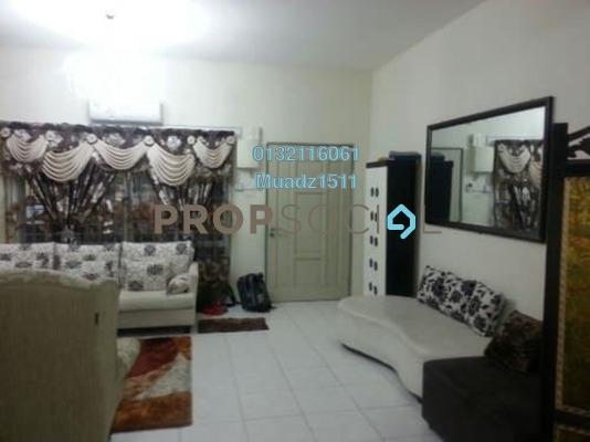 Terrace For Sale in Taman Suria Tropika, Bandar Putra Permai Freehold Semi Furnished 4R/3B 550k