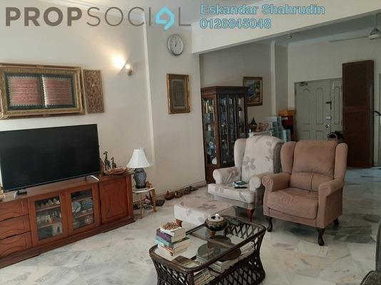 Condominium For Sale in Menara Duta 1, Dutamas Freehold Semi Furnished 3R/2B 550k