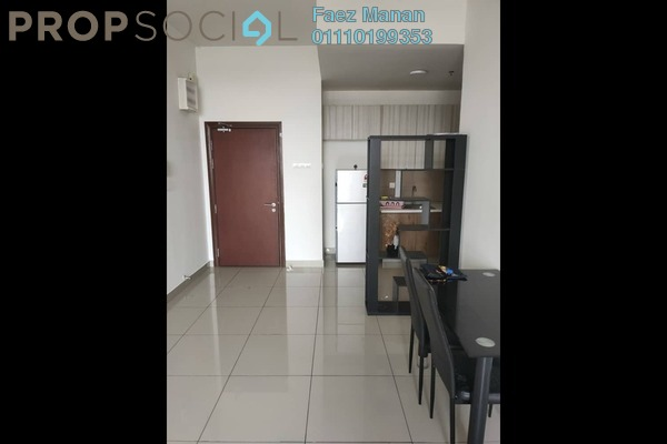 Condominium For Rent in Mutiara Ville, Cyberjaya Freehold Fully Furnished 3R/0B 1.3k