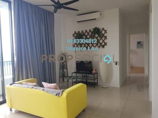 Condominium For Rent in Dream City, Seri Kembangan Freehold Semi Furnished 2R/2B 1.9k