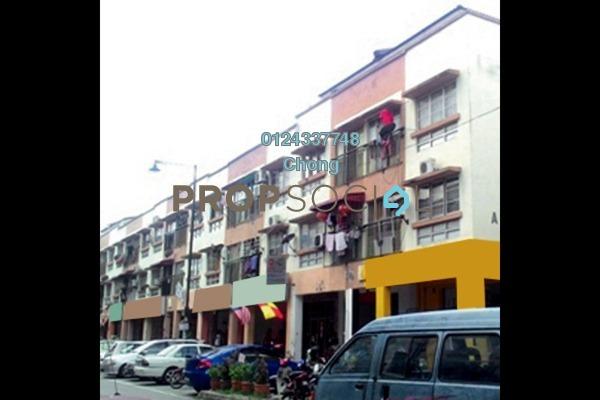 Apartment For Sale in Vista Apartment, Damansara Damai Freehold Unfurnished 3R/1B 120k