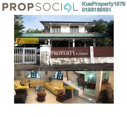 Bungalow For Sale in Batu Kawa, Kuching Freehold Unfurnished 4R/3B 850k