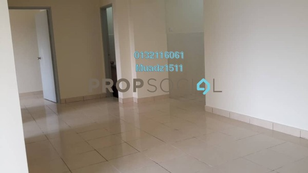 Apartment For Sale in Taman Suria Tropika, Bandar Putra Permai Freehold Semi Furnished 3R/2B 250k