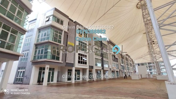 Office For Sale in Boulevard Business Park, Jalan Ipoh Freehold Unfurnished 0R/0B 342k