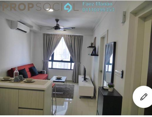 Condominium For Rent in Solstice @ Pan'gaea, Cyberjaya Freehold Fully Furnished 0R/1B 1.2k