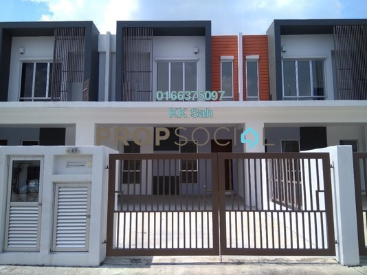 Link For Sale in Setia EcoHill, Semenyih Freehold Semi Furnished 4R/3B 460k