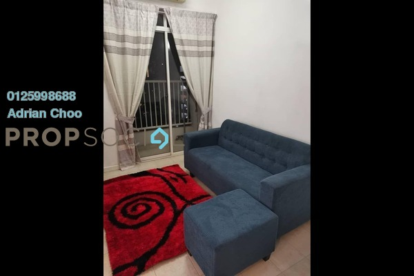 Apartment For Rent in University Heights, Sungai Dua Freehold Fully Furnished 3R/2B 1k