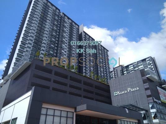 Condominium For Rent in Kiara Plaza, Semenyih Freehold Semi Furnished 3R/2B 1.2k