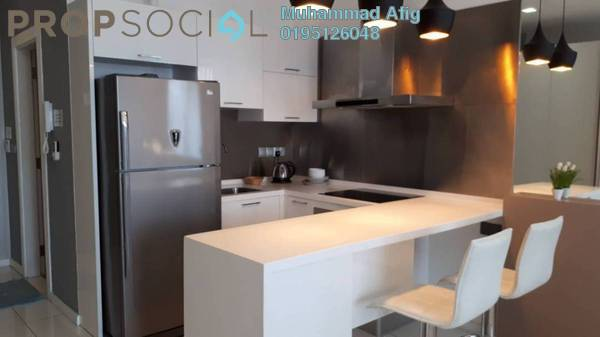 SoHo/Studio For Sale in M Suites, Ampang Hilir Freehold Fully Furnished 1R/1B 565k