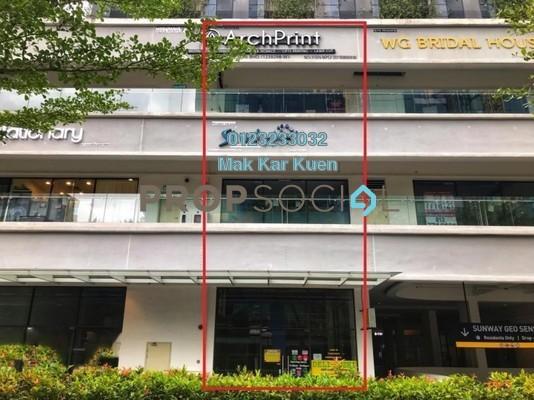 Shop For Sale in Sunway South Quay, Bandar Sunway Freehold Unfurnished 0R/0B 4.25m