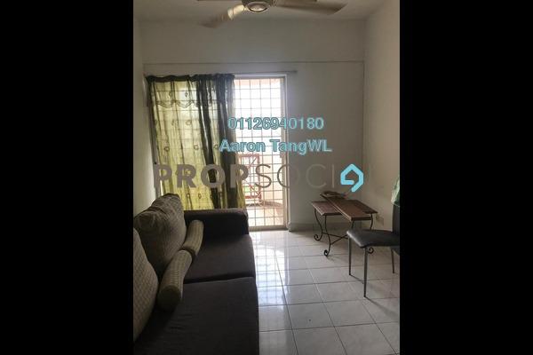 Condominium For Rent in Menara Damansara, Bandar Sri Damansara Freehold Semi Furnished 3R/2B 1.25k