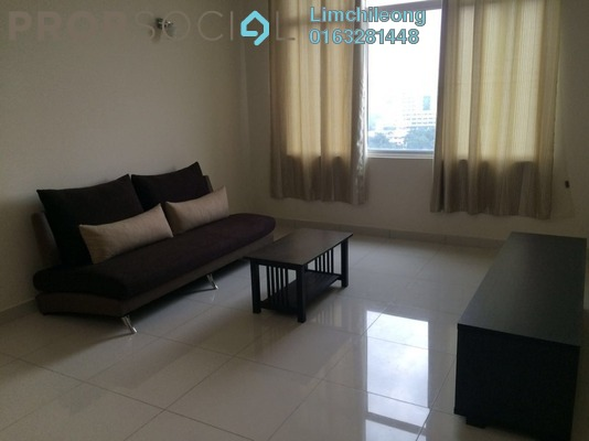 Condominium For Rent in Vue Residences, Titiwangsa Freehold Semi Furnished 3R/2B 1.8k