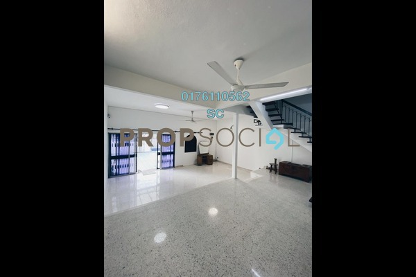 Terrace For Sale in SS22, Damansara Jaya Freehold Semi Furnished 4R/3B 1.4m
