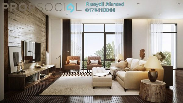Apartment For Rent in The Arc, Cyberjaya Freehold Fully Furnished 3R/2B 1.1k