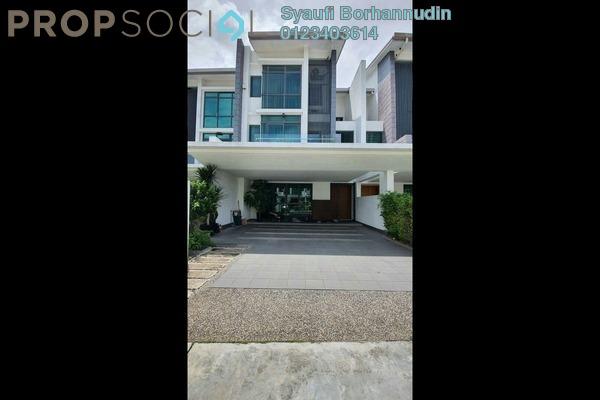 Superlink For Sale in Sejati Residences, Cyberjaya Freehold Fully Furnished 4R/4B 1.6m
