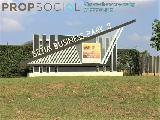 Factory For Sale in Setia Business Park 2, Johor Bahru Freehold Semi Furnished 0R/0B 2.4m