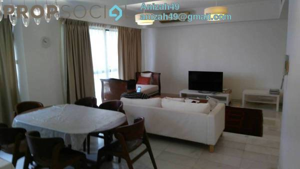 Condominium For Sale in D'Mayang, KLCC Freehold Fully Furnished 3R/3B 1.4m