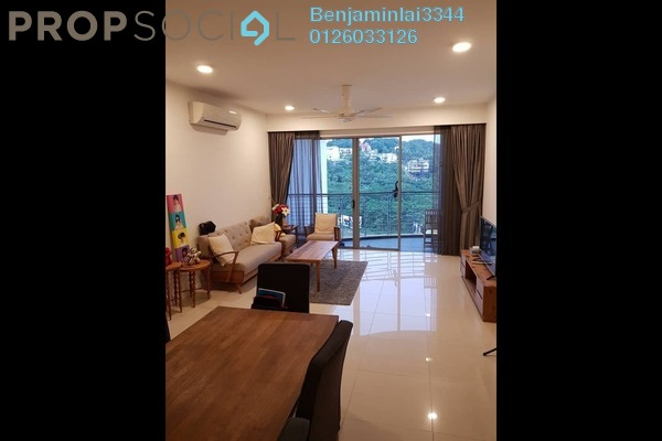 Condominium For Rent in The Westside Two, Desa ParkCity Freehold Fully Furnished 3R/2B 3.9k
