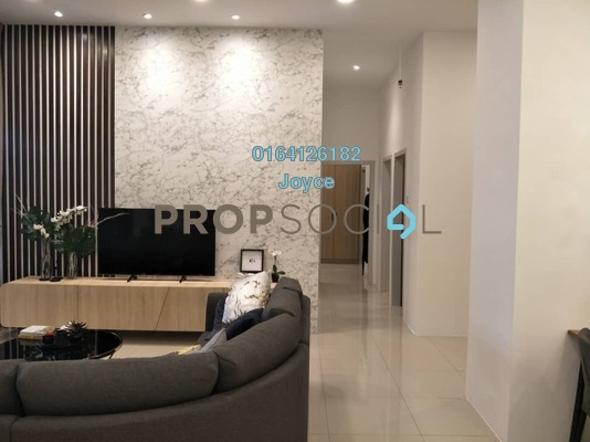 Condominium For Sale in Berlian Residence @ Setapak, Kuala Lumpur Freehold Fully Furnished 5R/4B 865k