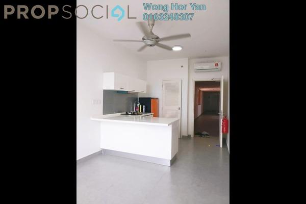 Serviced Residence For Rent in Kanvas, Cyberjaya Freehold Semi Furnished 1R/1B 900translationmissing:en.pricing.unit