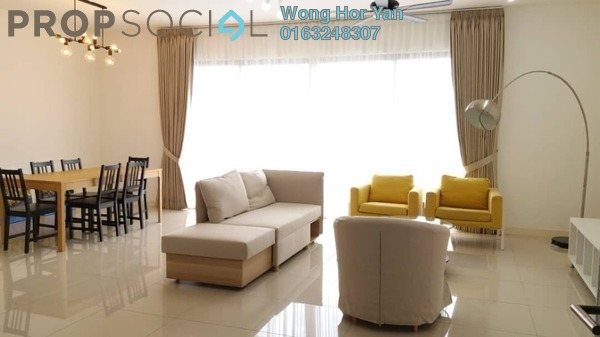 Condominium For Rent in Windows On The Park, Bandar Tun Hussein Onn Freehold Fully Furnished 3R/3B 3.3k