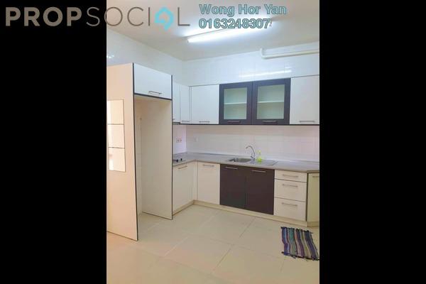 Condominium For Rent in Cova Villa, Kota Damansara Freehold Semi Furnished 3R/2B 2.2k