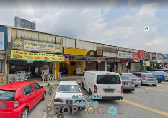 Shop For Sale in Kepong Baru, Kepong Freehold Unfurnished 0R/0B 1.35m