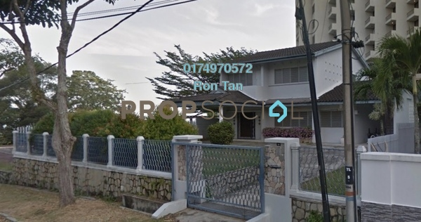 Bungalow For Rent in Tingkat Laut, Tanjung Bungah Freehold Semi Furnished 4R/4B 3.8k