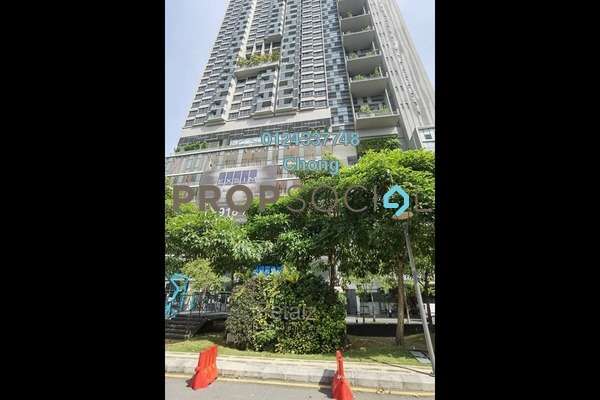 Condominium For Sale in The Petalz, Old Klang Road Freehold Unfurnished 2R/2B 550k