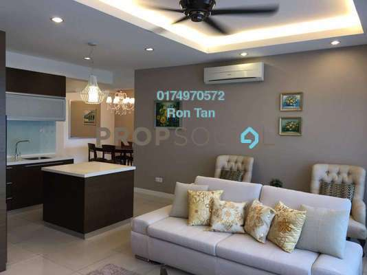 Condominium For Rent in Birch The Regency, Georgetown Freehold Fully Furnished 2R/2B 2.9k