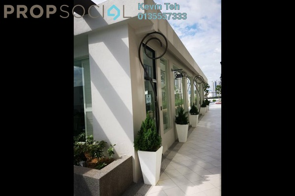 Condominium For Sale in Tuan Residency, Jalan Ipoh Freehold semi_furnished 3R/2B 480k