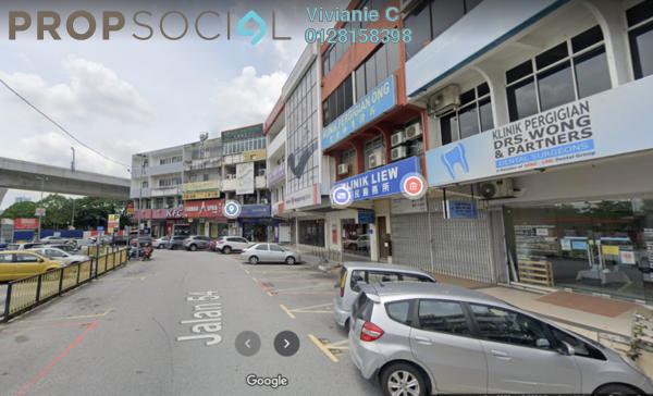 Shop For Rent in Taman Desa Jaya, Kepong Freehold Unfurnished 0R/0B 1.5k