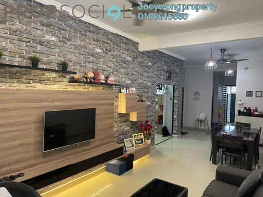 Terrace For Sale in Putra Avenue, Putra Heights Freehold Semi Furnished 5R/4B 970k