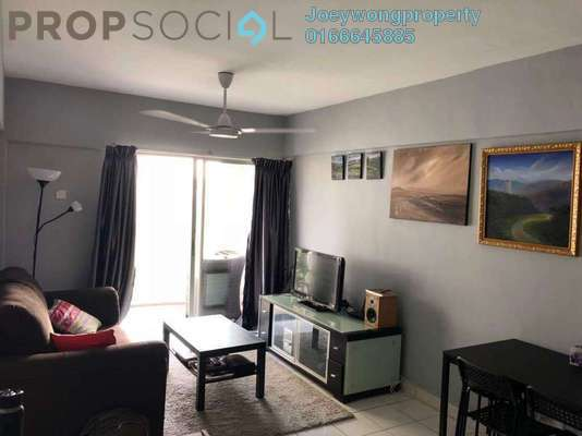 Apartment For Rent in Arena Green, Bukit Jalil Freehold Fully Furnished 2R/2B 1.35k