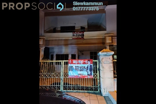 Terrace For Sale in Jalan Melati, Bandar Indahpura Freehold Semi Furnished 4R/3B 550k