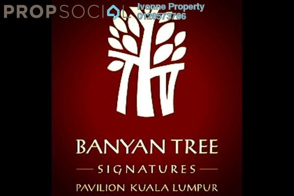 Condominium For Sale in Banyan Tree, KLCC Freehold Fully Furnished 1R/2B 2.8m