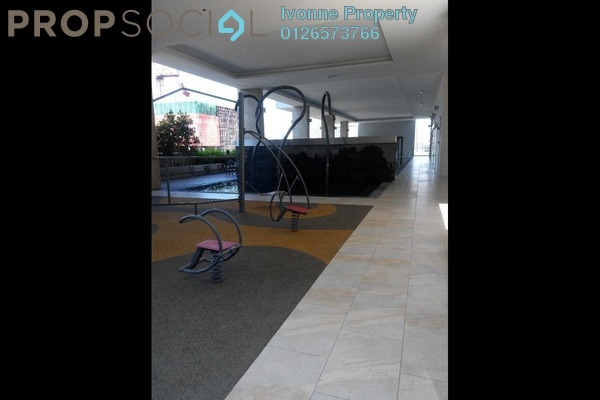 Condominium For Sale in Mirage Residence, KLCC Freehold Semi Furnished 3R/3B 1.9m