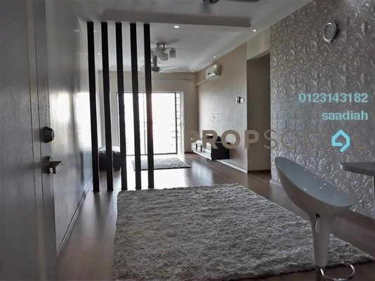 Condominium For Sale in Casa Idaman, Jalan Ipoh Leasehold Semi Furnished 4R/2B 415k