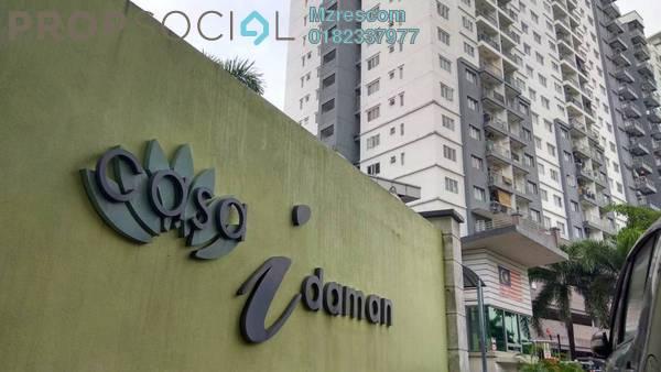 Condominium For Sale in Casa Idaman, Jalan Ipoh Freehold Unfurnished 4R/2B 450k