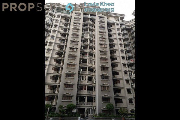 Condominium For Sale in The Forum, KLCC Freehold Semi Furnished 2R/2B 660k