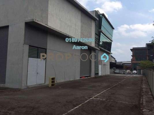Factory For Sale in Nouvelle Industrial Park, Kota Damansara Freehold Semi Furnished 0R/0B 5.68m