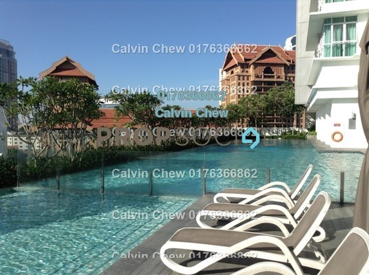 Condominium For Sale in The Pearl, KLCC Freehold Unfurnished 3R/0B 1.94m