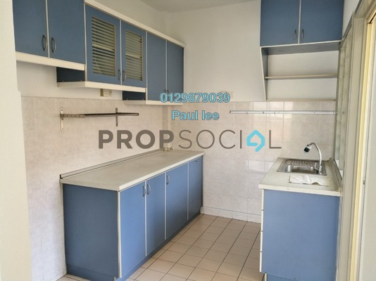 Apartment For Sale in D'Palma Apartment, Pusat Bandar Puchong Freehold Semi Furnished 3R/2B 300k