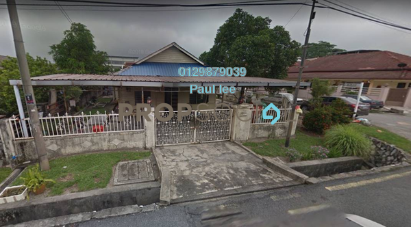 Bungalow For Sale in Section 2, Petaling Jaya Freehold Unfurnished 4R/3B 1.25m